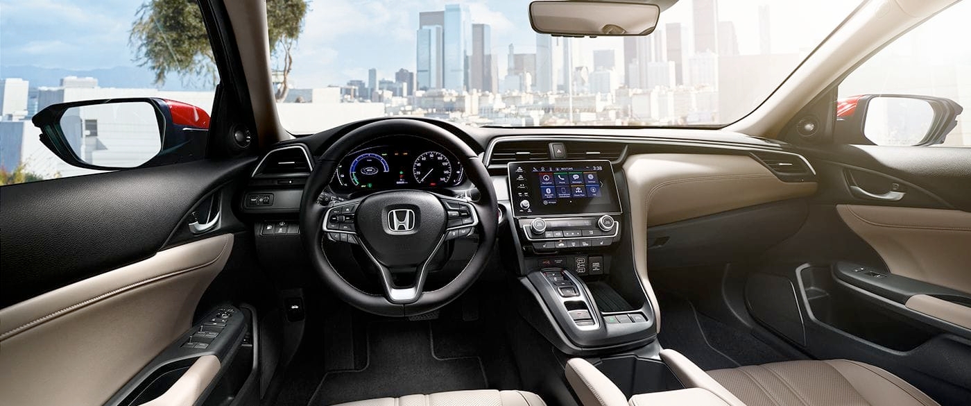 2019 Honda Insight - Interior