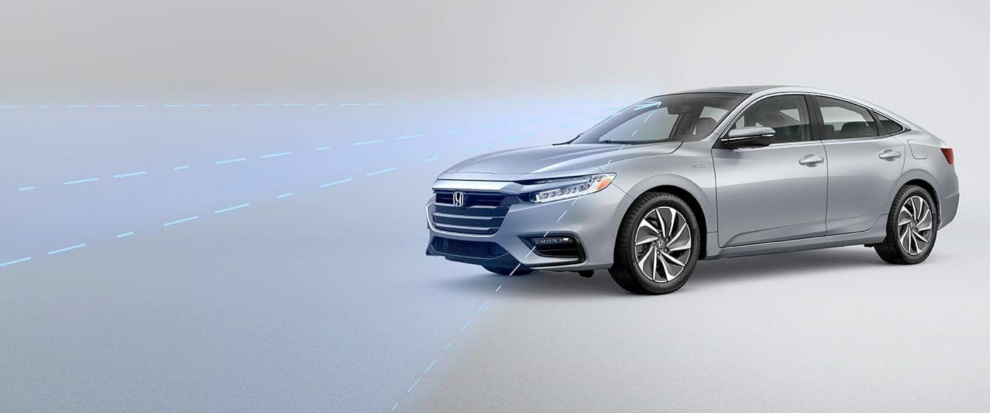 2019 Honda Insight - Safety