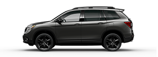 2019 Honda Passport Elite