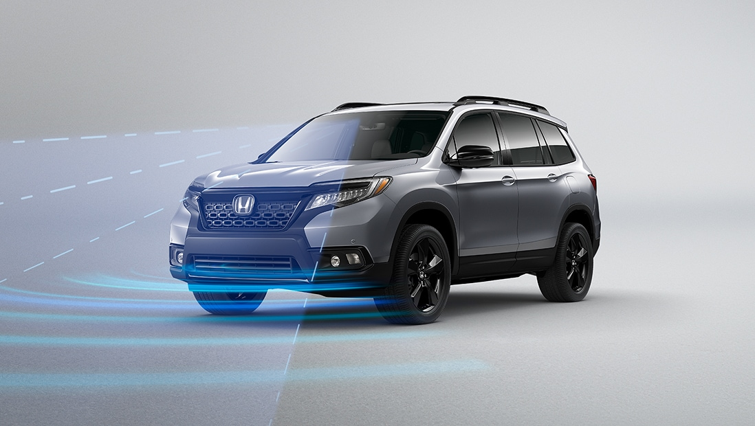 2019 Honda Passport - Safety