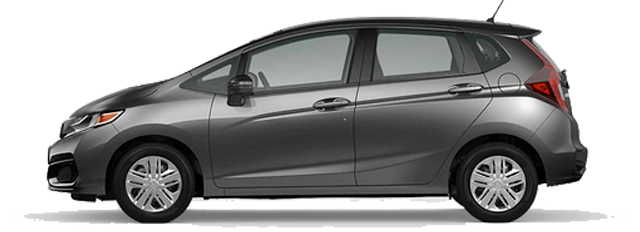 2020 Honda Fit - LX Model Cut-Out