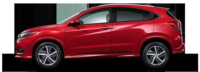 2020 Honda HR-V Touring Model Cut-Out