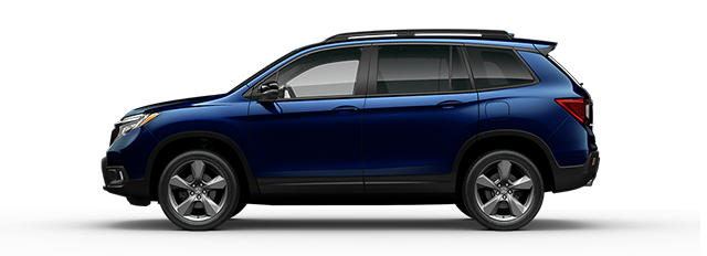 2020 Honda Passport Touring Model Cut-Out