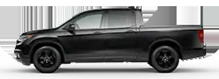2020 Honda Ridgeline - Black Edition Model Cut-Out