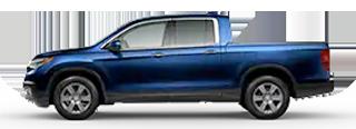 2020 Honda Ridgeline - RTL-E Model Cut-Out