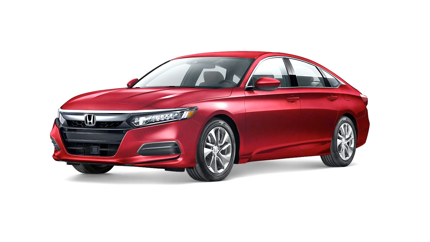2019 Honda Accord LX 1.5T shown