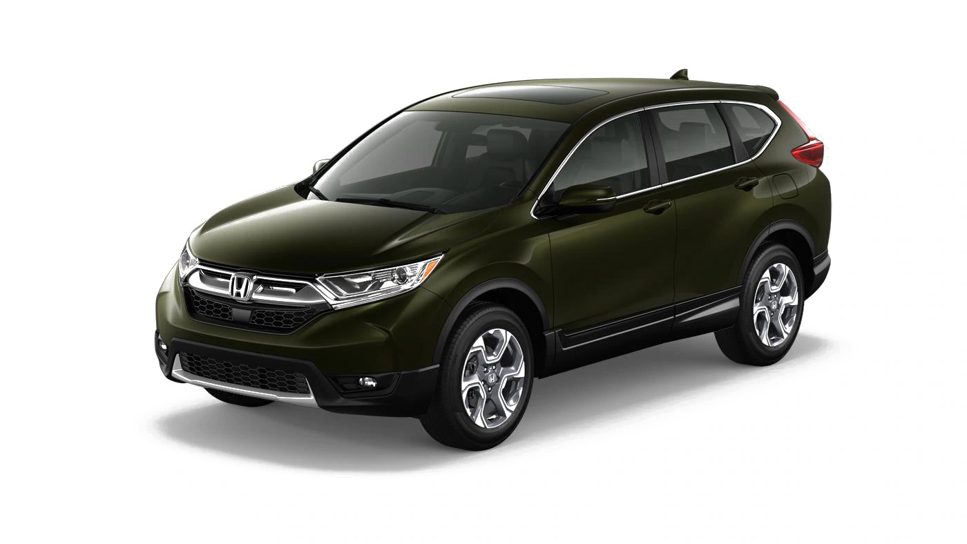 2019 Honda CR-V EX shown