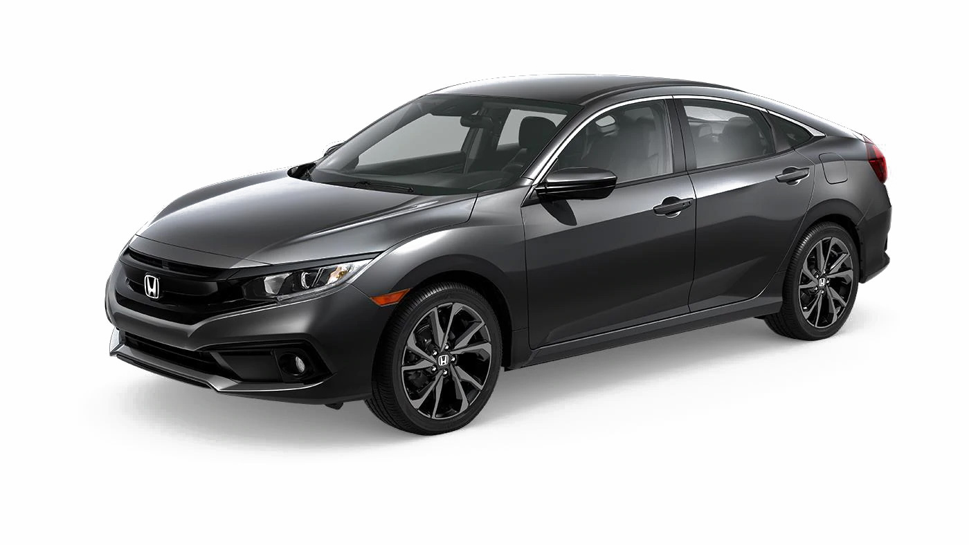 2019 Honda Civic 2.0L Sport Sedan shown