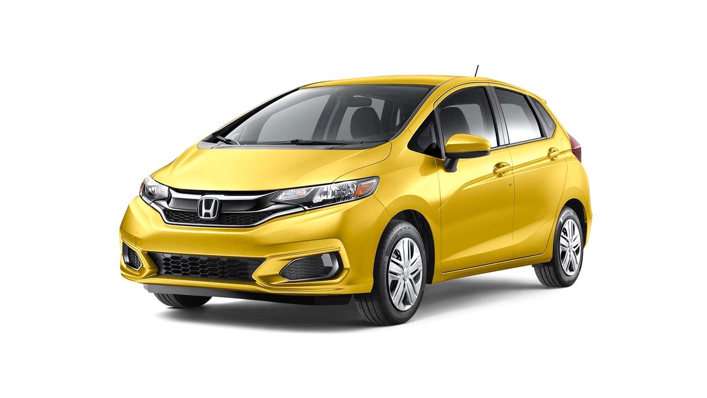 2019 Honda Fit LX CVT shown