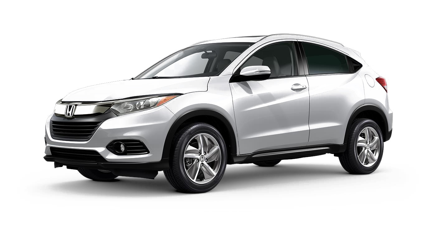 2019 Honda HR-V EX 2WD shown