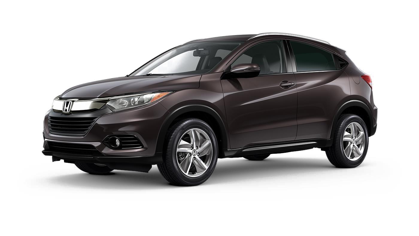 2019 Honda HR-V EX-L shown