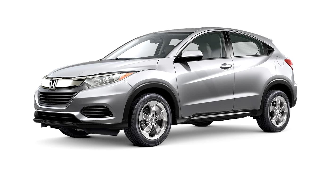 2019 Honda HR-V LX 2WD shown