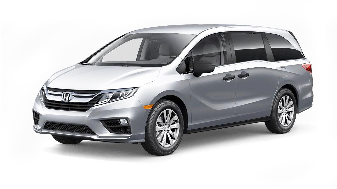 2019 Honda Odyssey LX shown