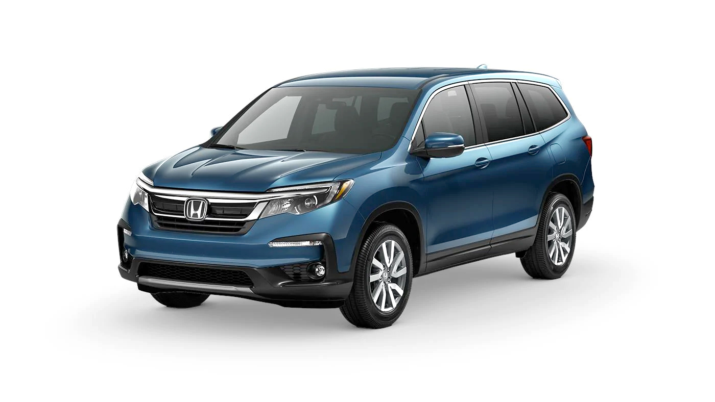 2019 Honda Pilot EX shown