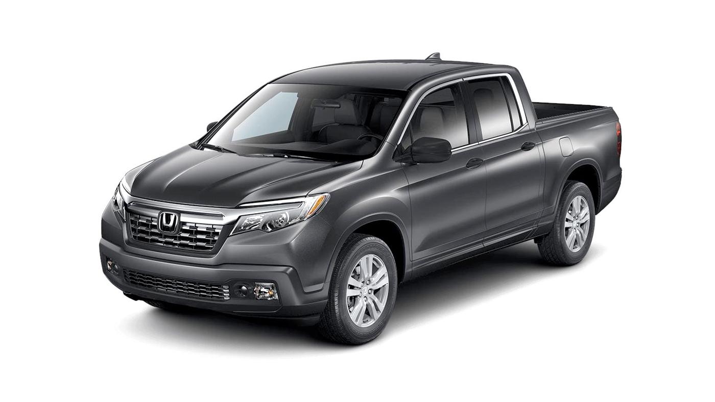2019 Honda Ridgeline RT shown