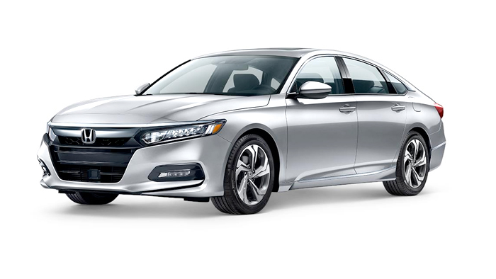 2020 Honda Accord Cut-Out