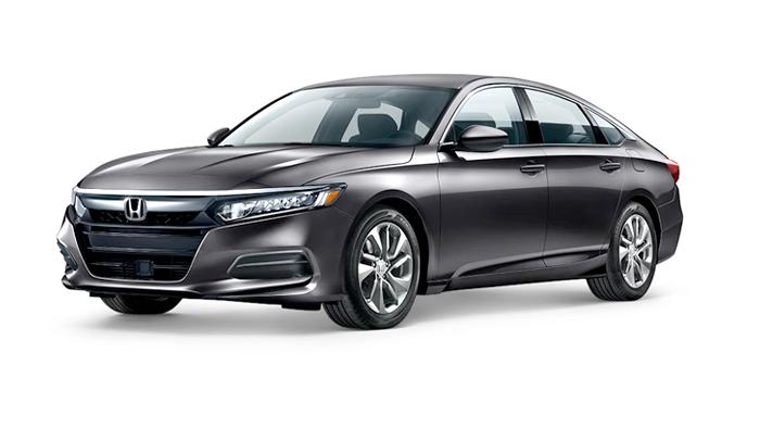 2020 Honda Accord Sedan LX CVT shown