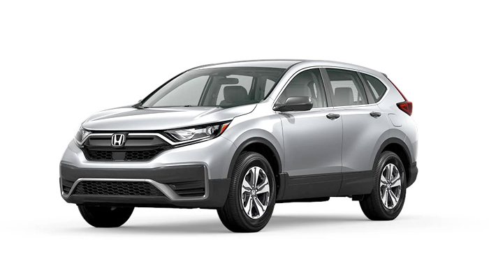 2020 Honda CR-V Cut-Out