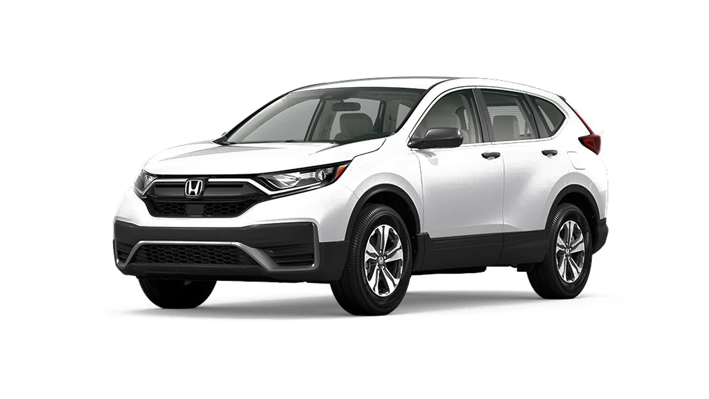 2020 CR-V 1.5T LX 4WD shown