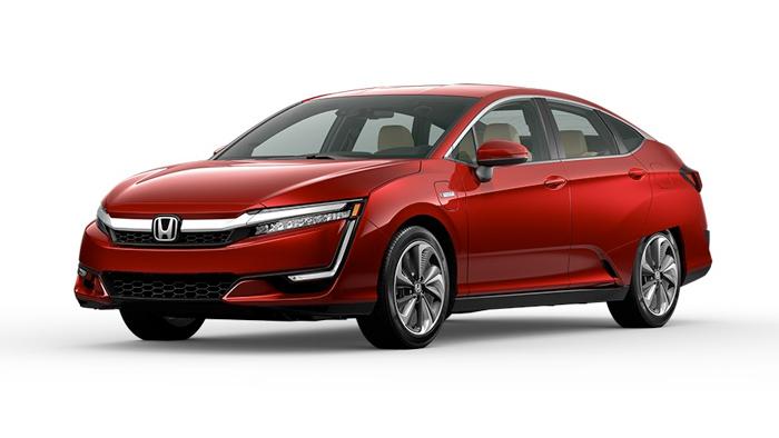 2020 Honda Clarity Plug-In Hybrid shown
