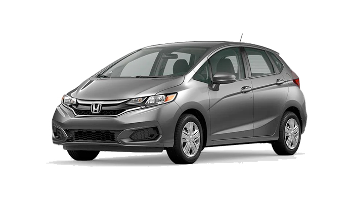 2020 Honda Fit Cut-Out