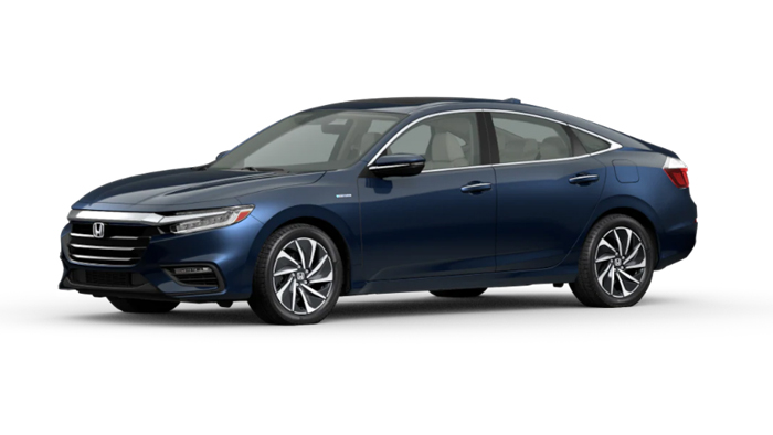 2020 Honda Insight Hybrid Cut-Out