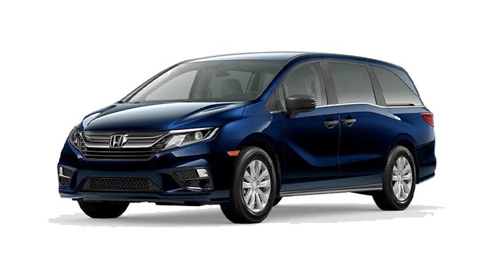 2020 Honda Odyssey Cut-Out
