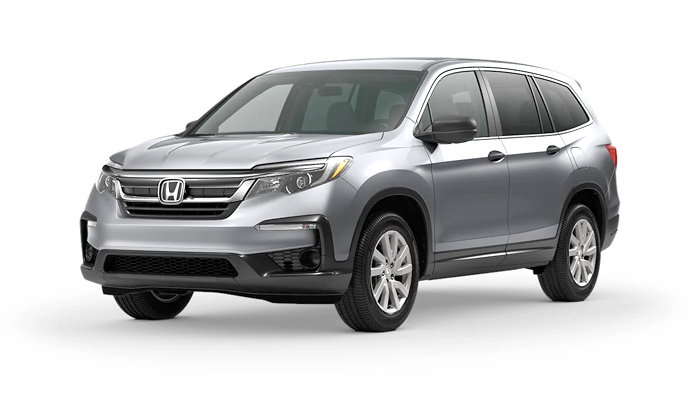 2020 Honda Pilot Cut-Out