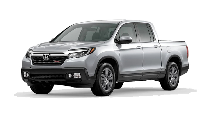 2020 Honda Ridgeline Cut-Out