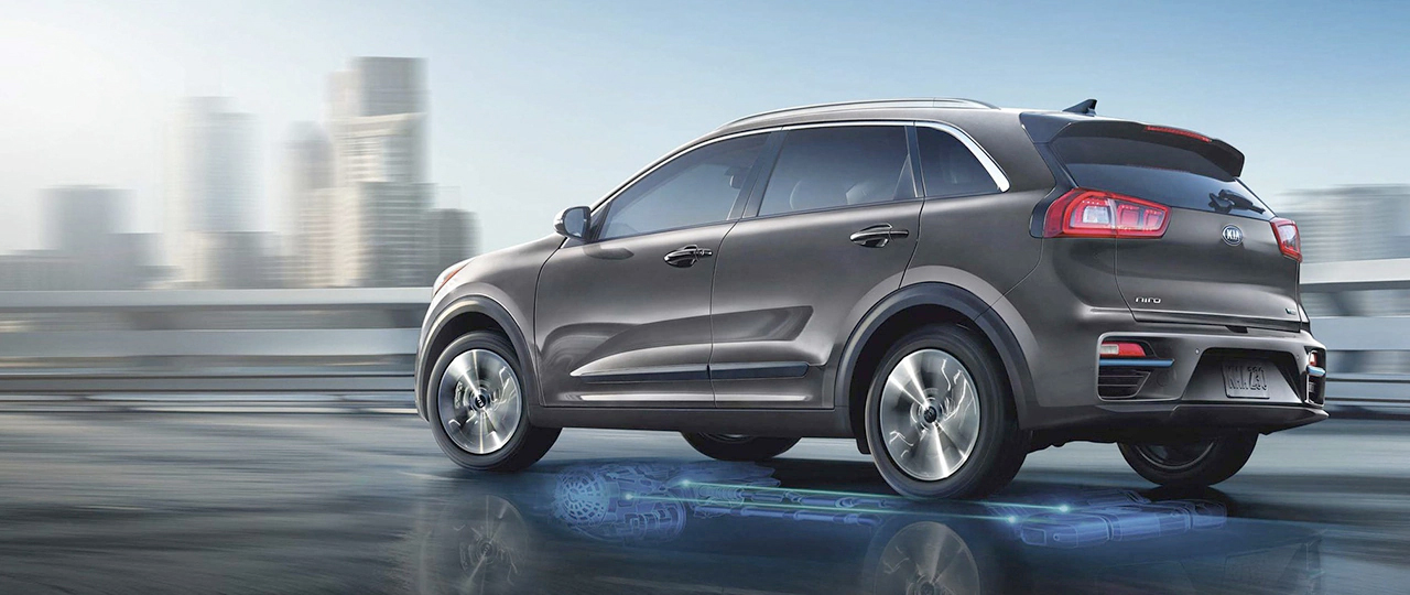 2019 Kia Niro EV - {Description}