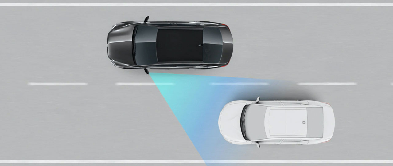 2021 Kia Forte With Blind-Spot Collision Warning