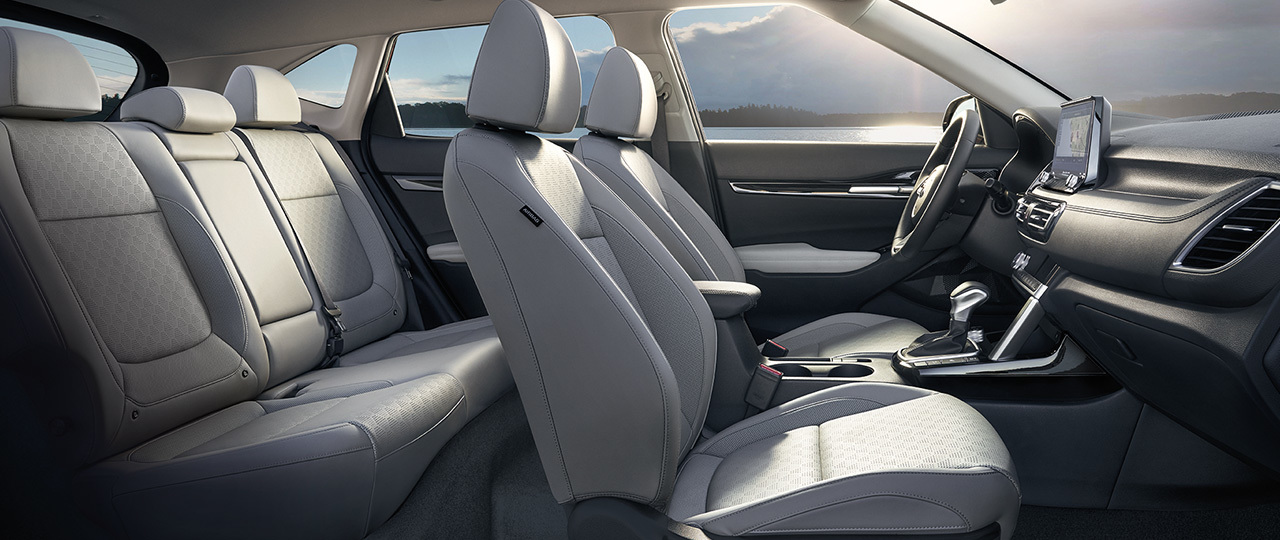 2021 Kia Seltos - Interior View From the Side