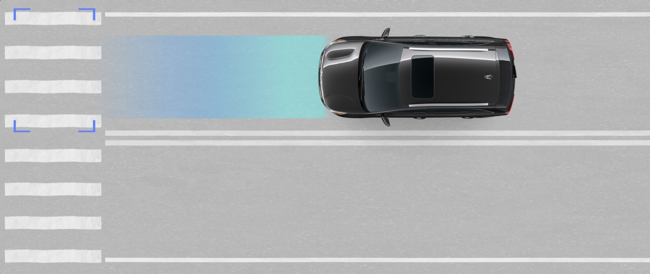2021 Kia Seltos with Forward Collision-Avoidance Assist (FCA)