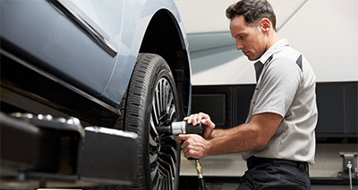 Serivce Offer - Lincoln Premium Tire Rebate Special