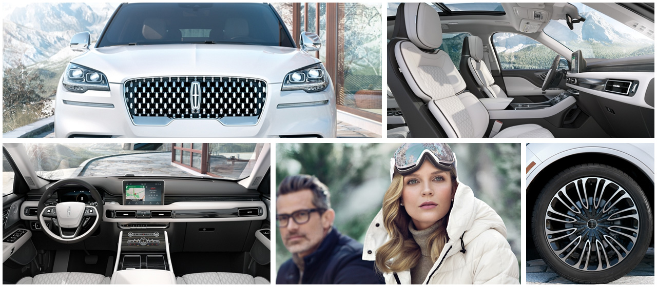 Black Label Lincoln Aviator - Chalet Theme photo grid