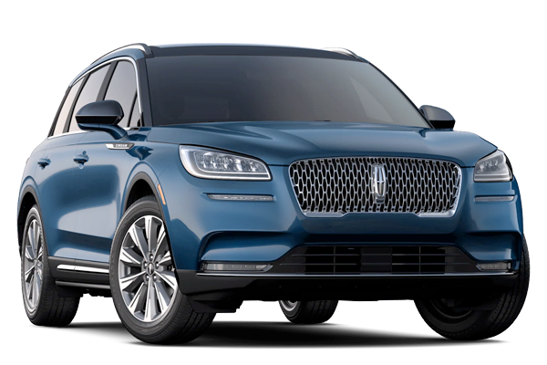 2020 Lincoln Corsair Reverse Car Cut