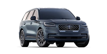 2020 Lincoln Aviator Grand Touring Model Cut-Out
