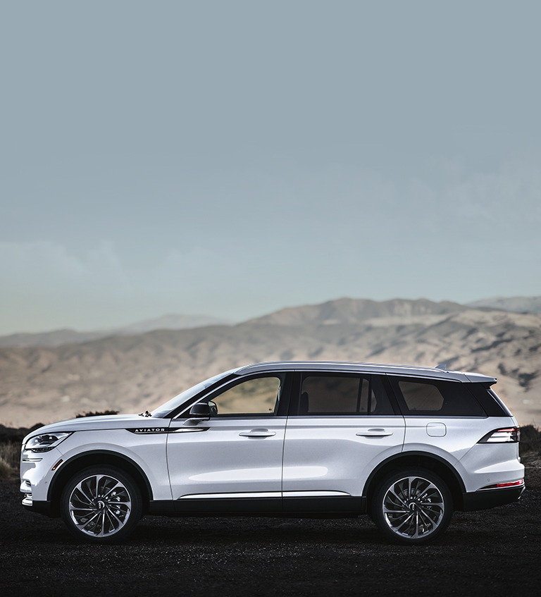 2020 Lincoln Aviator - Driver Side View