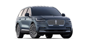 2020 Lincoln Aviator Reserve Model Cut-Out