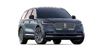 2020 Lincoln Aviator Standard Model Cut-Out