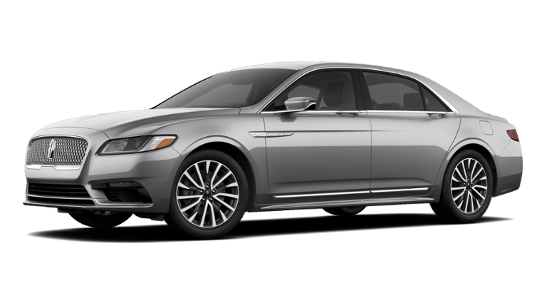 2020 Lincoln Continental Select Model Cut-Out