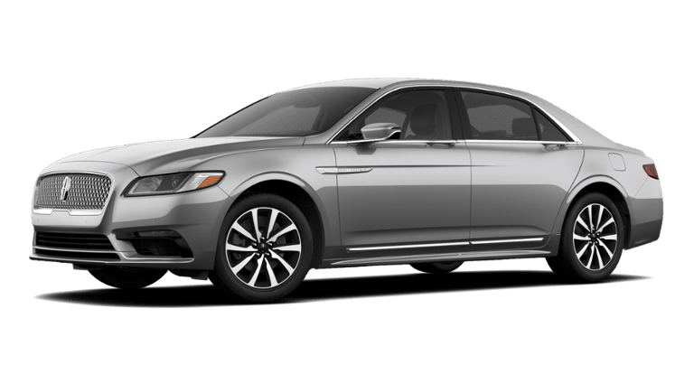 2020 Lincoln Continental Standard Model Cut-Out