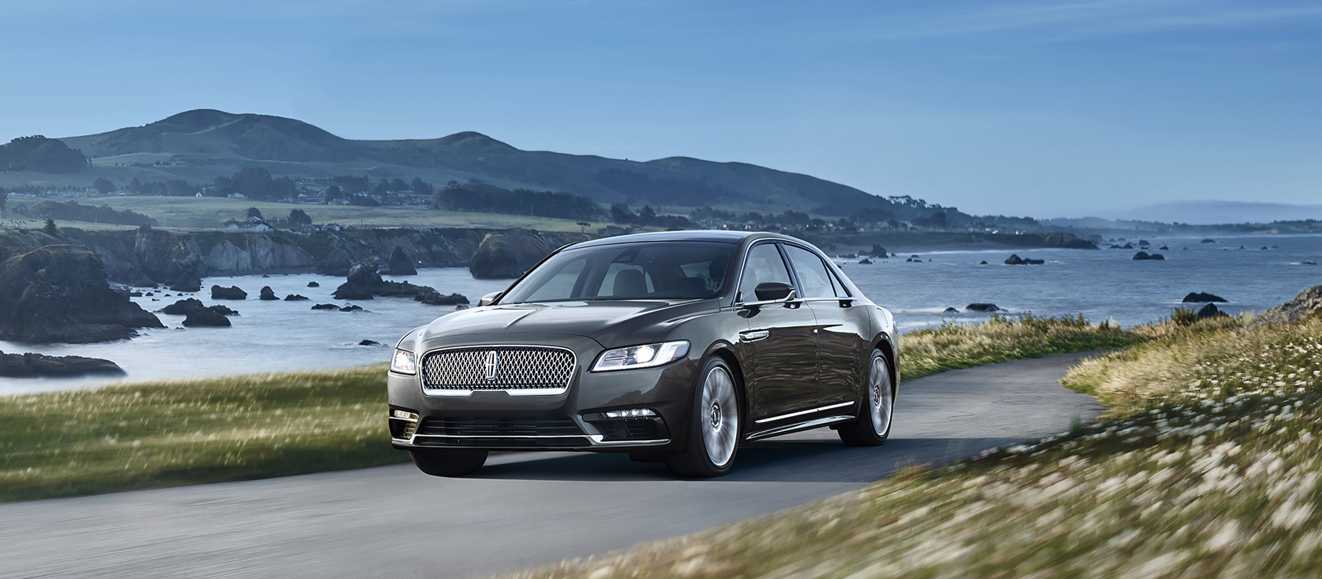 2020 Lincoln Continental - Driver Side View