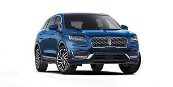 2020 Lincoln Nautilus Reserve Model Cut-Out