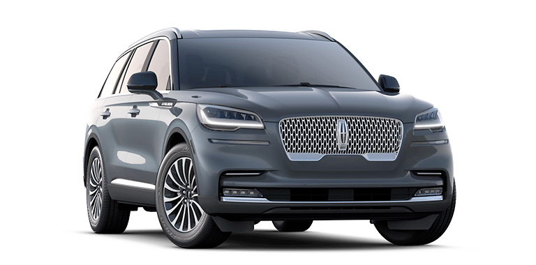 2021 Lincoln Aviator Reserve Model Cut-Out
