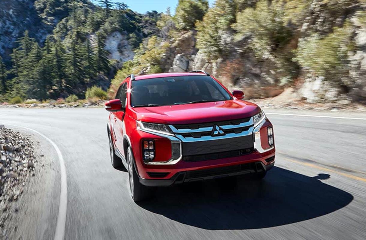 2020 Mitsubishi Outlander Sport Design
