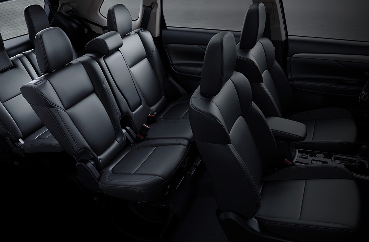 2020 Mitsubishi Outlander Design