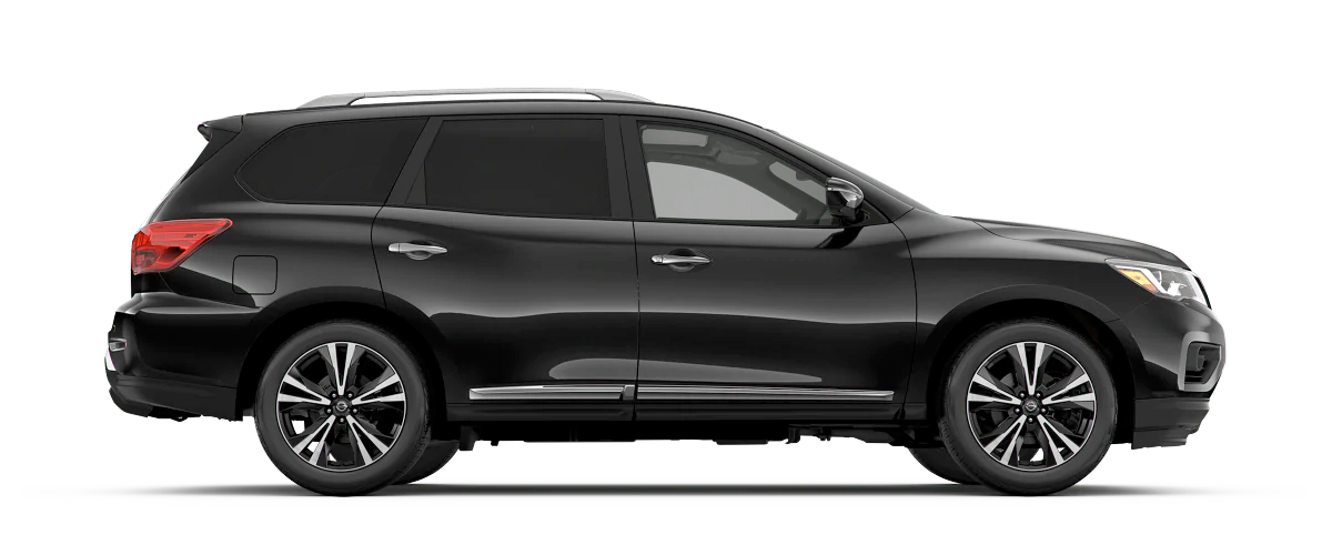 2020 Nissan Pathfinder Platinum Model Cut-Out