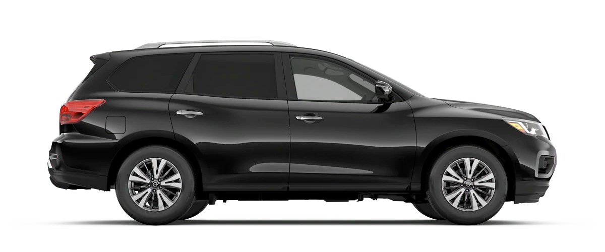2020 Nissan Pathfinder S Model Cut-Out