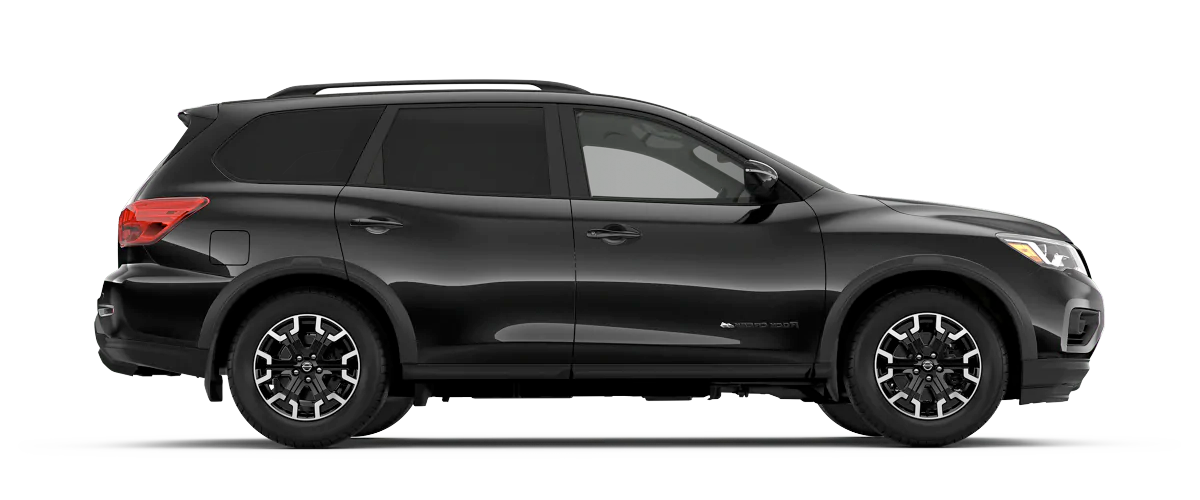 2020 Nissan Pathfinder SL Rock Creek™️ Edition Model Cut-Out